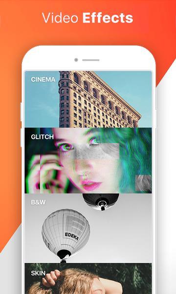 Android Video Düzenleyici ve Fotoğraflardan Slayt Yapmak
