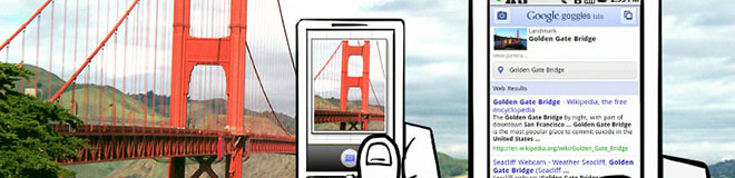 Google Goggles – Kameranızla Arama ve Barkod Okuyucu