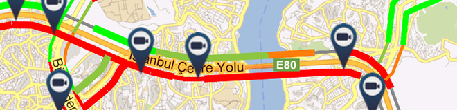 IBB Trafik – Canlı İstanbul Trafiği