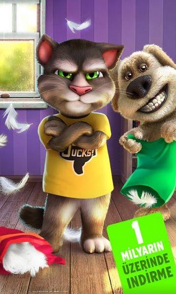 konusan-kedi-talking-tom-oyunu-2