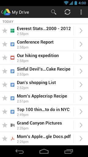 google-drive-android-uygulamasi-2