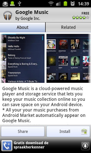 AppBrain – Android Market Alternatifi