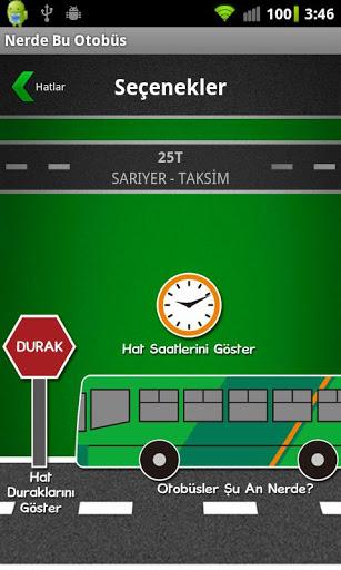 Nerde Bu Otobüs – IETT Otobüs Saatleri