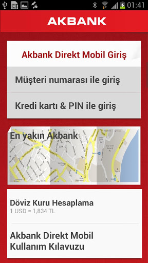 Akbank Direkt – Akbank Resmi Mobil Uygulaması