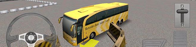 Bus Parking 3D – Otobüs Park Etme Oyunu