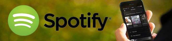 Spotify – Android Müzik Dinleme Uygulaması