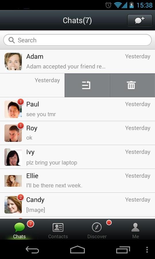 we-chat-mobil-mesajlasma-1