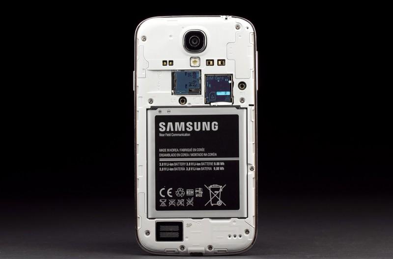 Samsung Galaxy S4 Pil Sorununa Çözüm