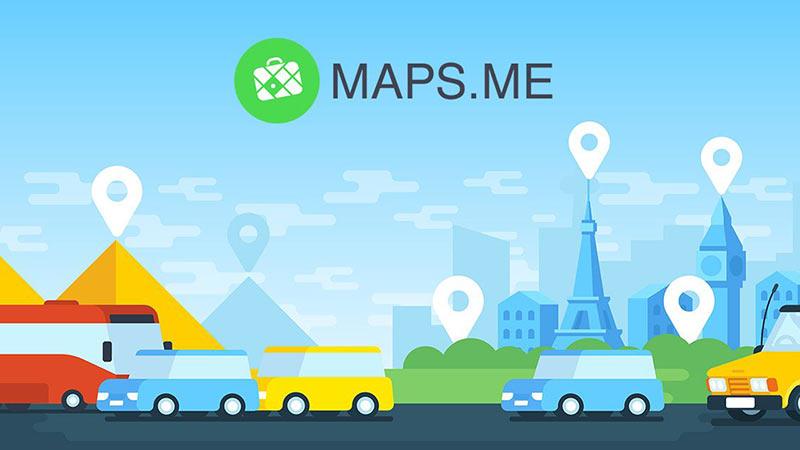İnternetsiz Çalışan Harita Uygulaması