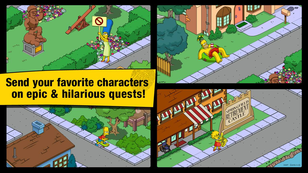 Взлом Tapped Out 4.6.2 | The Simpsons Tapped Out …
