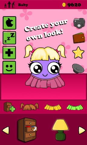 Moy Virtual Pet Game – Pou Benzeri Oyun