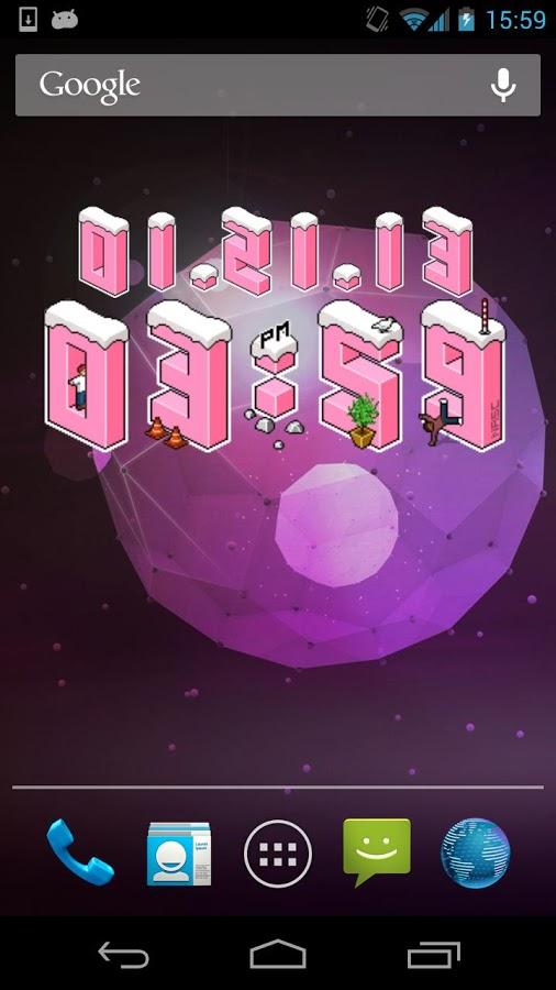 pixel-art-clock-widget-saat-3