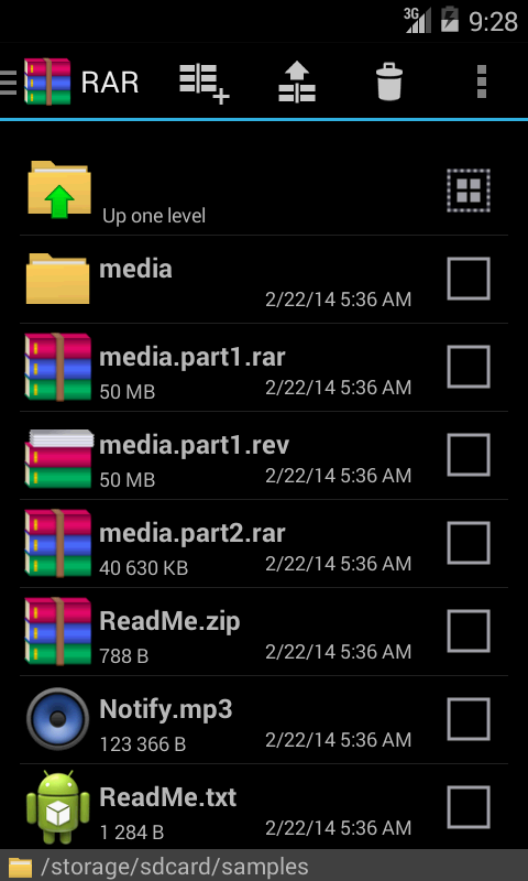 winrar-android-uygulama-1
