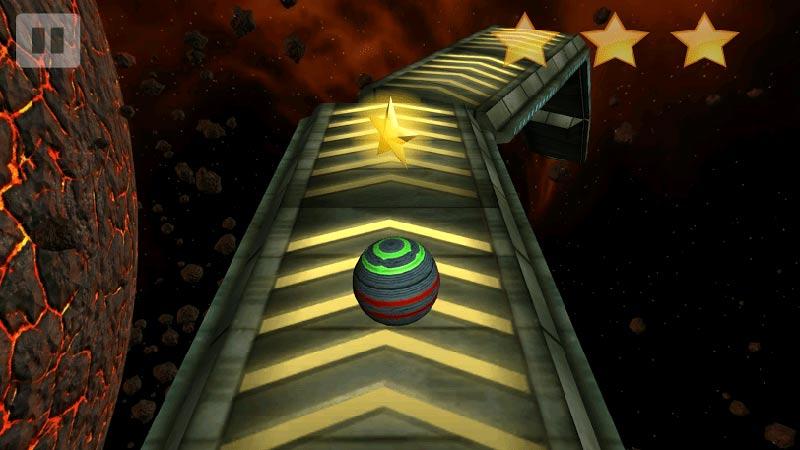 Space Ball – Genç Türk Geliştiriciden 3D Oyun