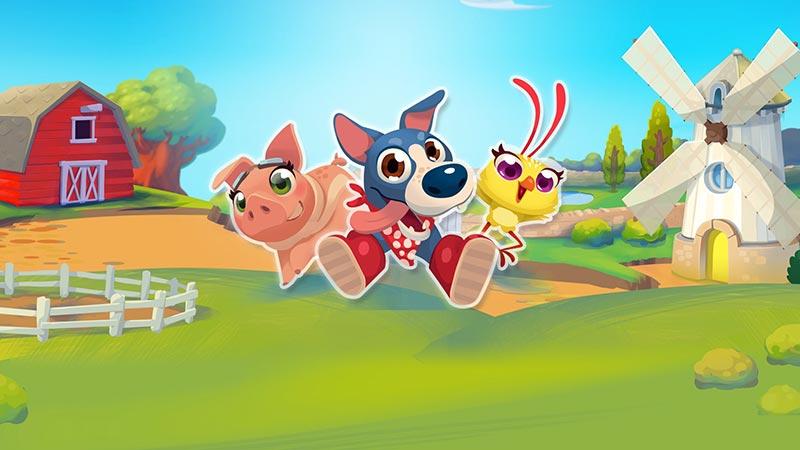 Farm Heroes Saga – Çiftlik Kahramanları Oyunu