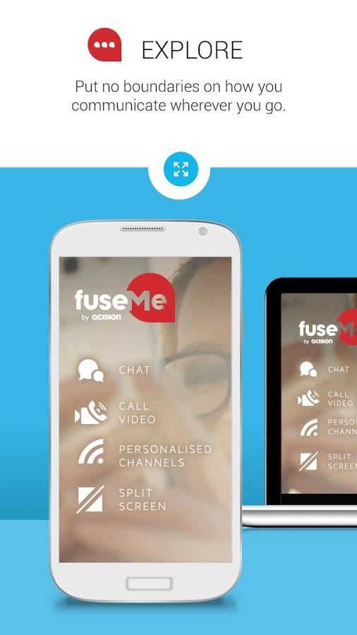 fuseme-android-mesajlasma-1