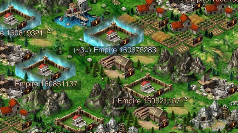 Android Savaş ve Strateji Oyunu