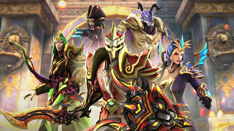 Order & Chaos Online – Knight Online Benzeri Android Oyun
