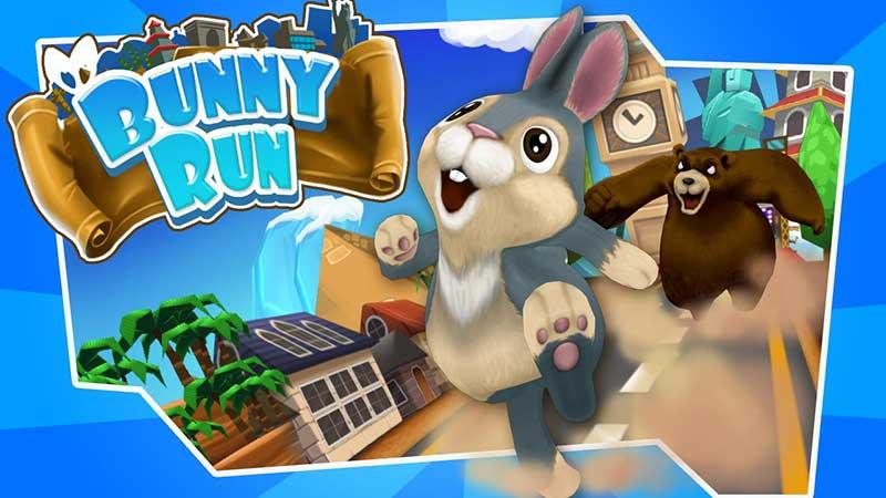 Tavşan ile Ayıdan Kaçış Oyunu