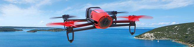 Helikopter Kamera – Parrot Bebop Drone