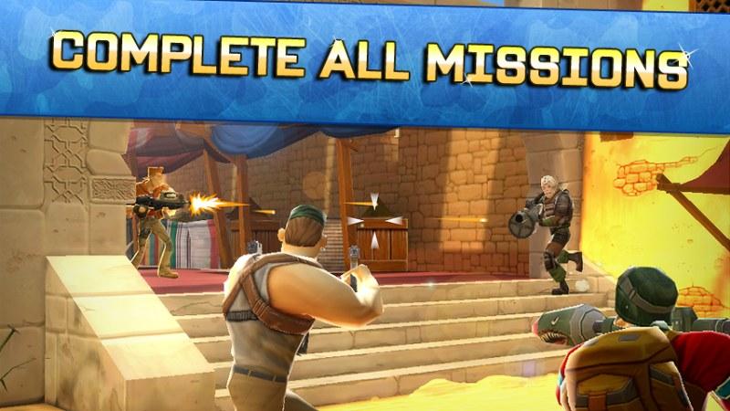 Çok Oyunculu ve Eğlenceli Android Savaş Oyunu – Respawnables
