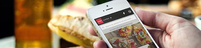 Android Yemek ve Restoran Uygulaması