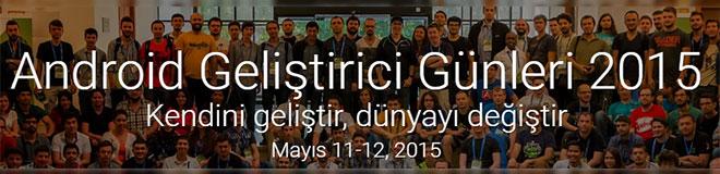 Android Geliştiricileri ODTÜ'de Seni Bekliyor!