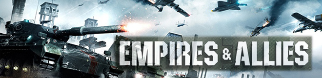 Empires and Allies – Modern Savaş ve Taktik Oyunu