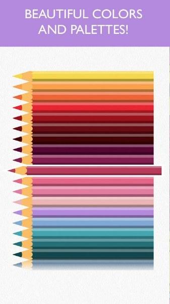 Colorfy – Büyükler için Boyama Kitabı