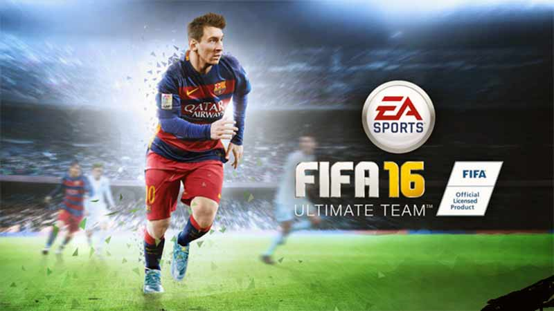 FIFA 16 Ultimate Team Android Oyunu