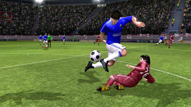 Dream League Soccer 2019 Android Futbol Oyunu