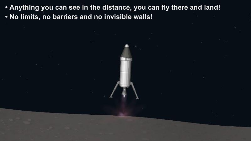 Android Roket Simülatörü – Spaceflight Simulator
