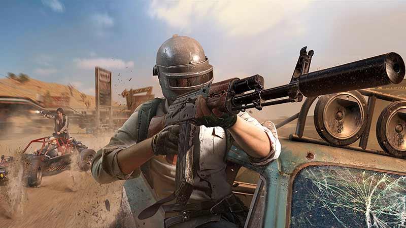 Adada Savaş Oyunu – PUBG Mobil Android