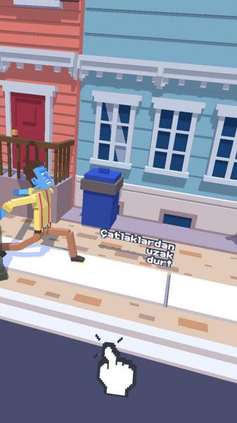 Steppy Pants Oyununda Adımlarınıza Dikkat Edin!