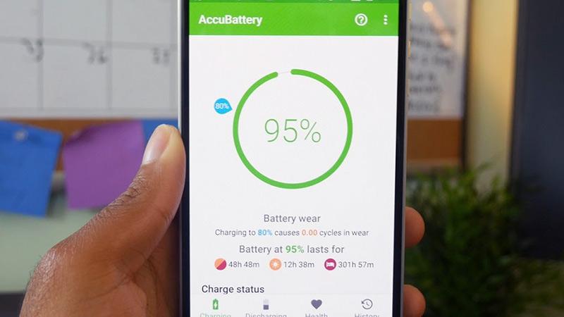 Android Pil Ömrü Takip Uygulaması