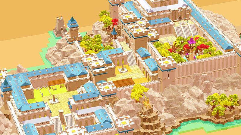 Telefonda Şehir Kurma Oyunu – Pocket Build