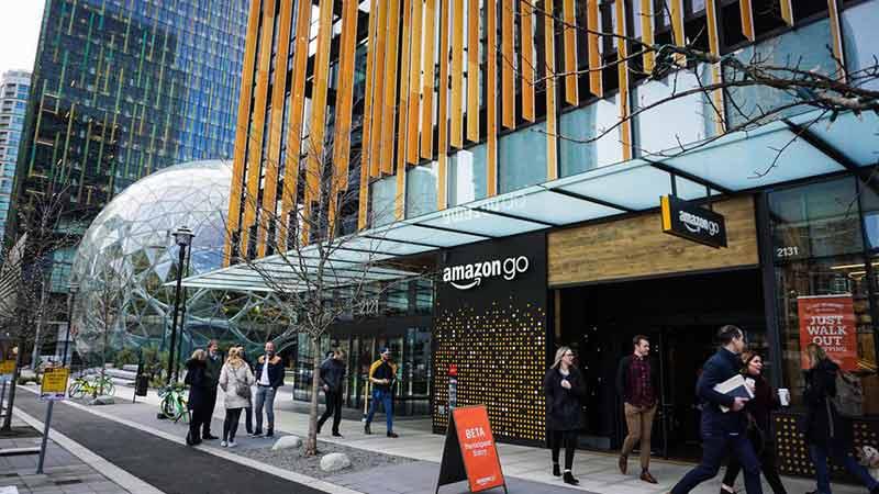 Ücreti Markette Ödemeye Gerek Yok: Amazon Go