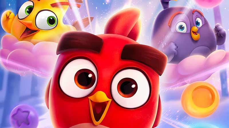 Angry Birds Bulmaca Oyunu – Dream Blast