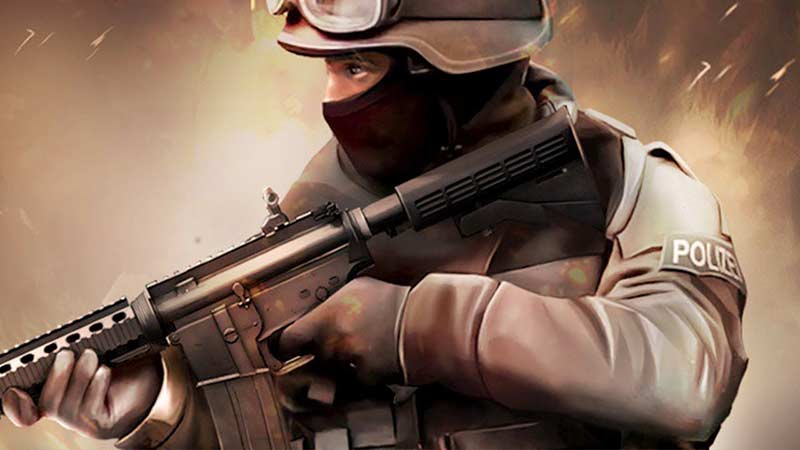 Counter Strike Tarzında Android Oyunu