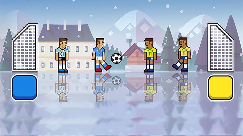 Eğlenceli Futbol Oyunları ile Komik Maçlar