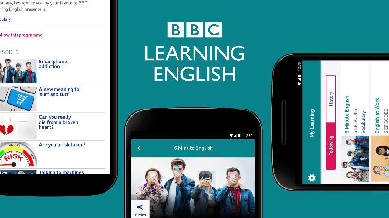 İngilizce Öğrenme Android Uygulaması – BBC