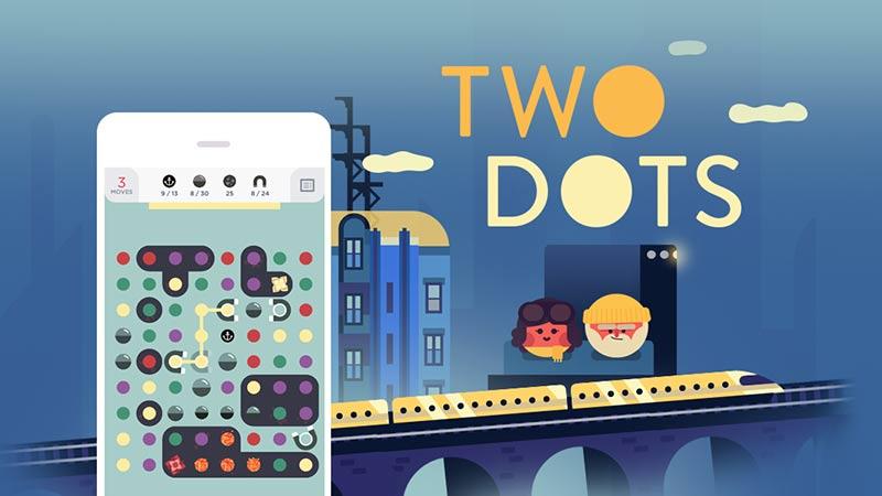 Nokta Birleştirme Android Bulmaca Oyunu