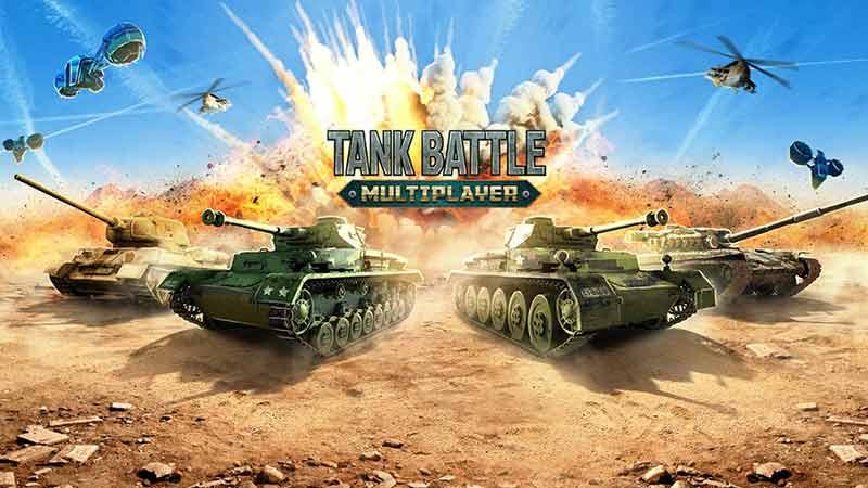 Tank Savaşı Çevrimiçi Android Oyunu