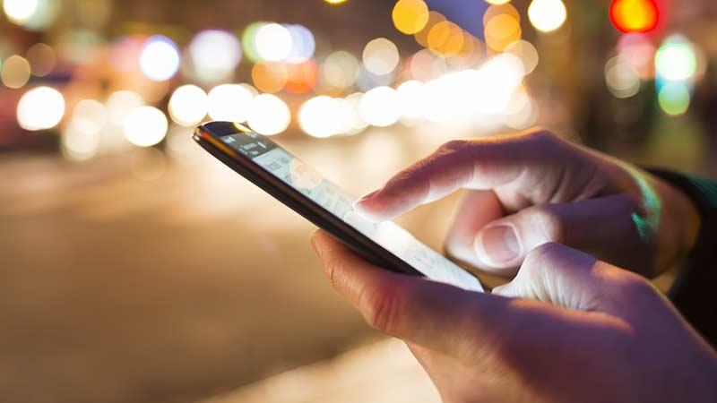 Telefon ve Uygulama Kullanımı Görme