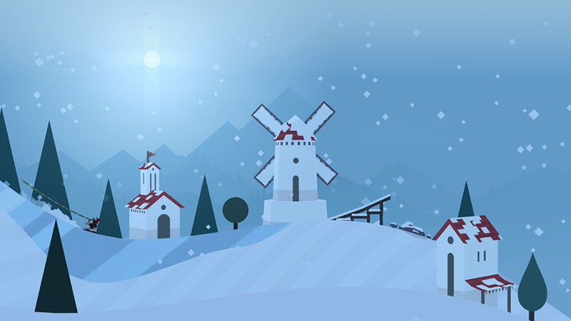 Android Kayak Oyunu – Alto's Adventure