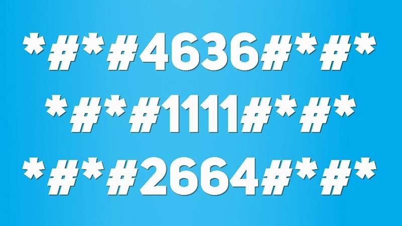 Android Telefonlar için Servis Kısa Kodları