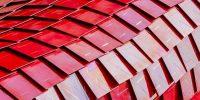 Kırmızı Pullar Duvar Kağıdı