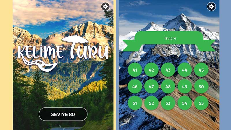 Android Kelime Oyunu ile Dünyayı Gez