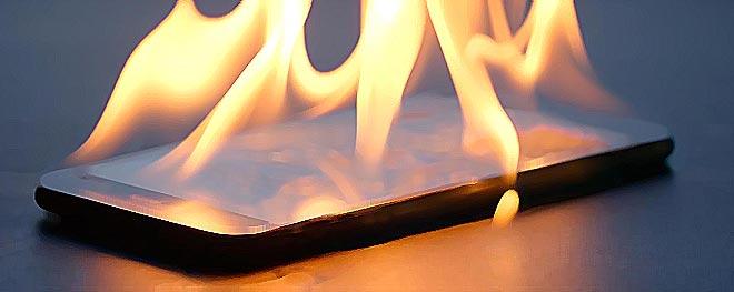 Telefon çok ısınıyor