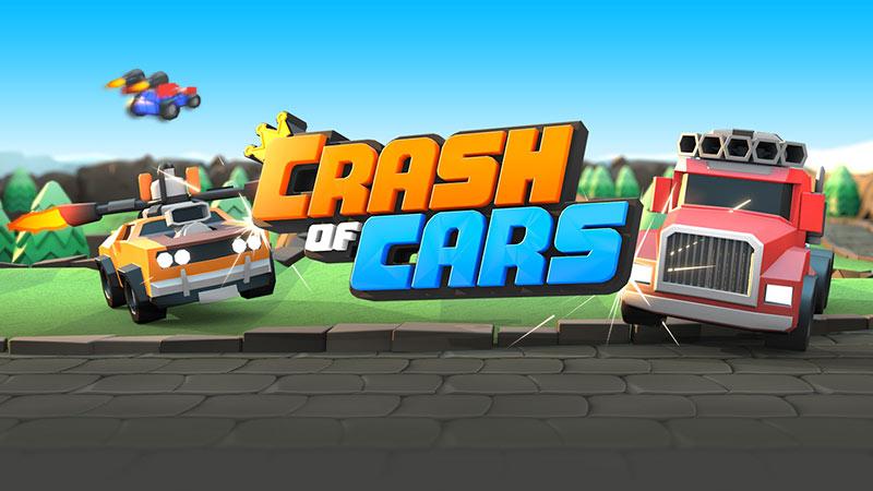 Arabalarla Savaş Oyunu – Crash of Cars (Online)